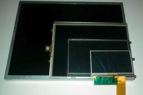 Display-Integration