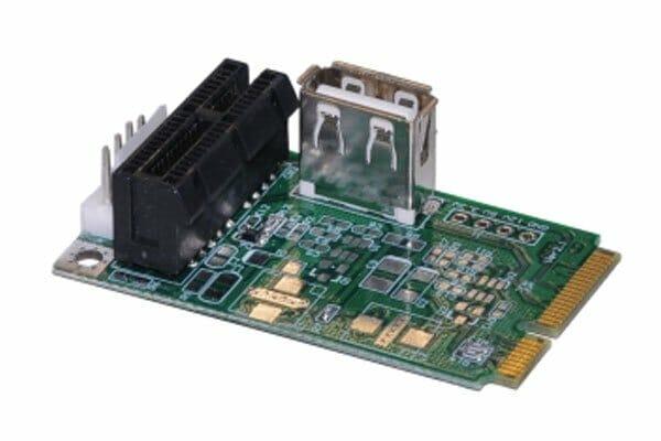 mPCIe-to-PCI-E-DB