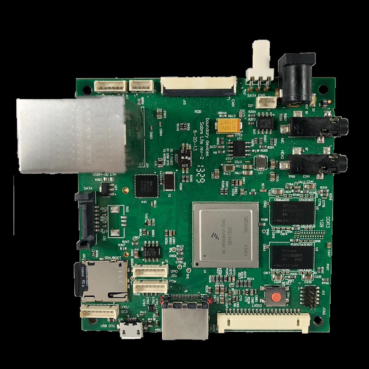 BD-SL-iMX6 SBC