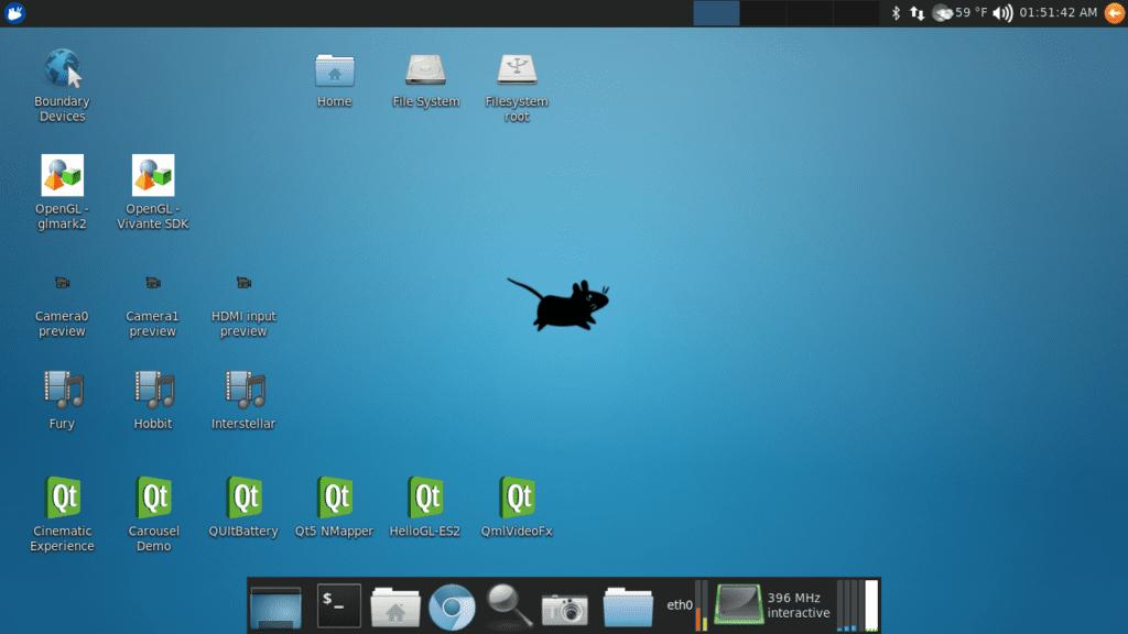 Ubuntu Bionic 18.04 LTS - XFCE4 desktop