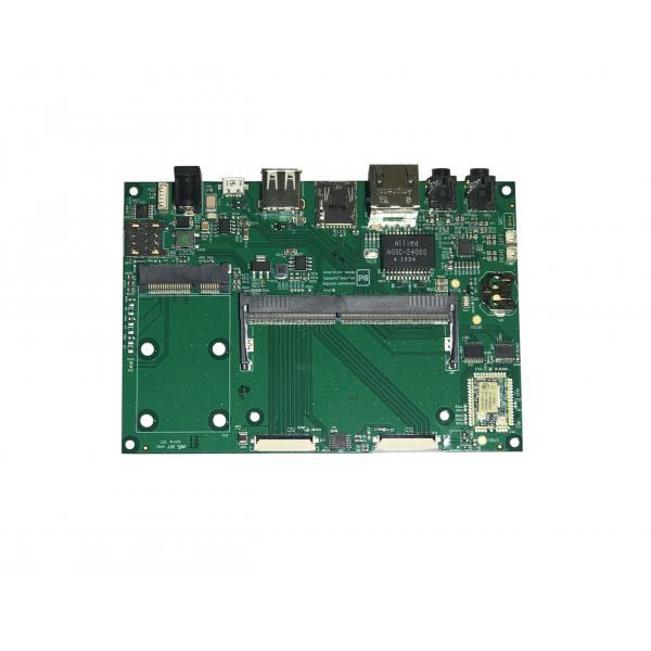 Nitrogen8M_Mini Carrier Board