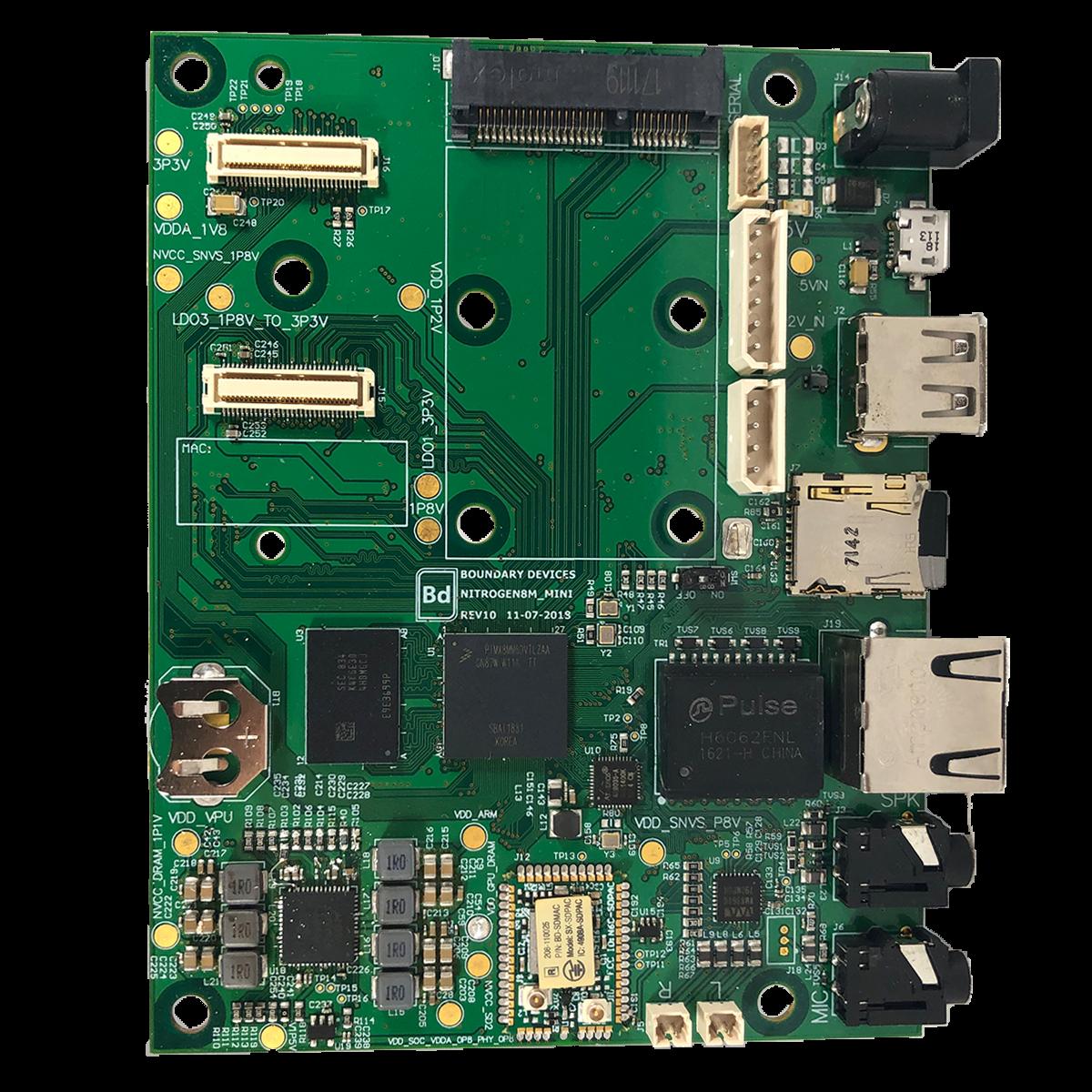 Nitrogen8M_Mini SBC