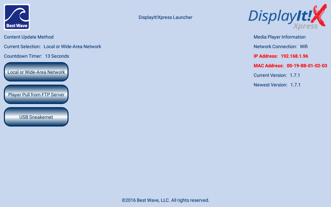 displayit launcher