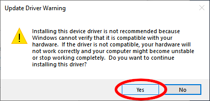 Gadget driver fastboot Unable to